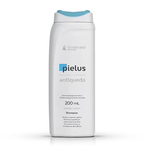 PIELUS SHAMPOO ANTIQUEDA 200ml - Mantecorp