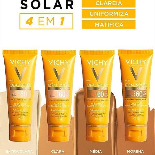 IDEAL SOLEIL CLARIFY FPS60 40g - Vichy