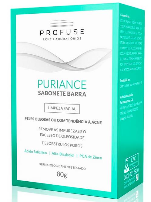 PURIANCE SABONETE BARRA 80g - Profuse