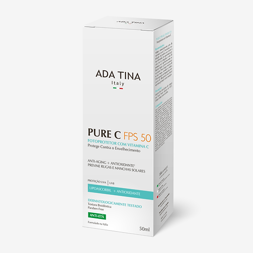 PURE C FPS50 50ml - Ada Tina