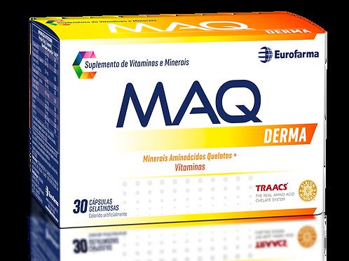 MAQ DERMA 30 Cápsulas - Eurofarma