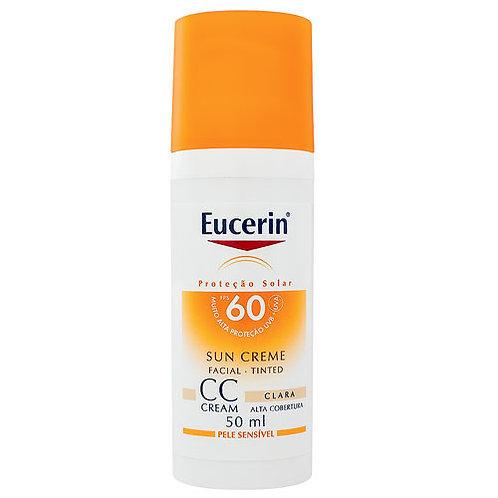 PROTETOR SOLAR CC CREAM FPS60 50ml -Eucerin