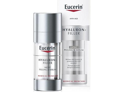 HYALURON-FILLER SÉRUM EFEITO PEELING NOITE 30ml - Eucerin