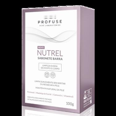 NUTREL SABONETE BARRA 100g - Profuse