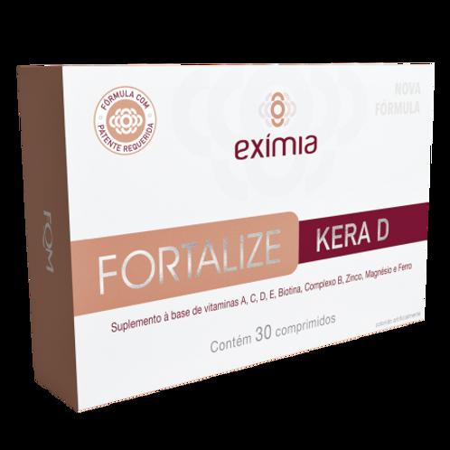 EXIMIA FORTALIZE KERA D 30 Comprimidos - FQM