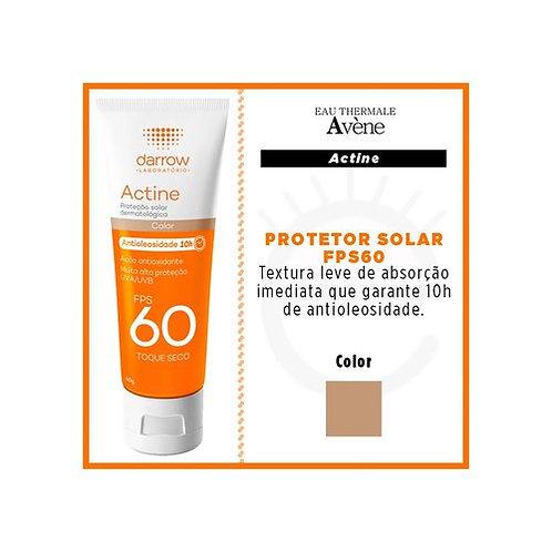 ACTINE SOLAR COLOR FPS60 40g - Darrow