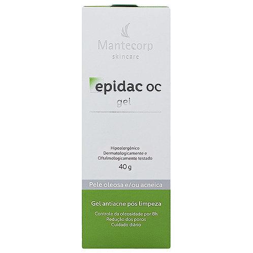EPIDAC OC GEL 40g - Mantecorp