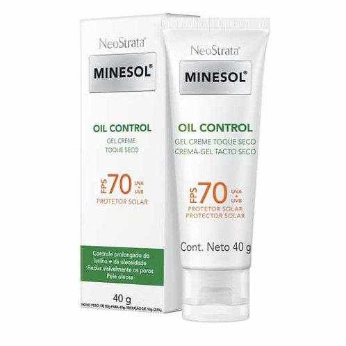 MINESOL OIL CONTROL GEL CREME FPS70 40g - Neostrata