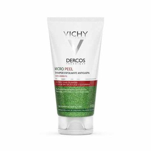 DERCOS MICROPEEL SHAMPOO ESFOLIANTE 150ml - Vichy