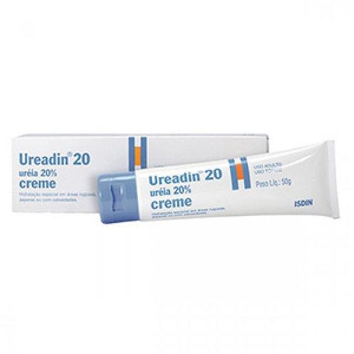 UREADIN 20% CREME HIDRATANTE 50g - Isdin