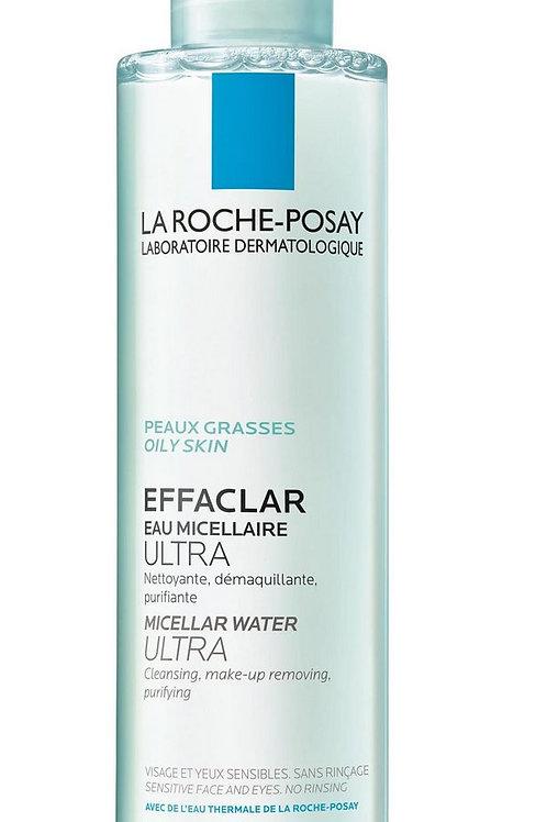 EFFACLAR ULTRA SOLUÇÃO MICELAR - La Roche-Posay