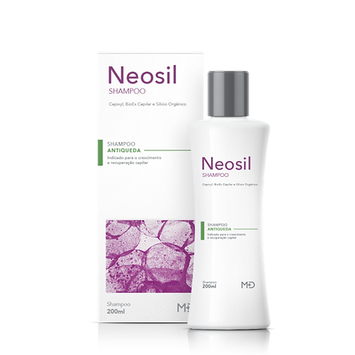 NEOSIL SHAMPOO ANTIQUEDA 200ml - MD