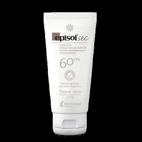 EPISOL SEC FPS60 100g - Mantecorp