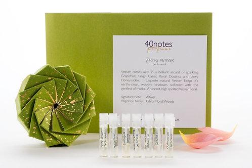 Signature Perfume Collection Sample Set