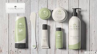 Flora & Fauna Logo & Packaging