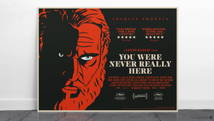 'You Were Never Really Here' Independant Poster