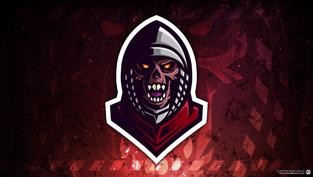 Chainmail Zombie Mascot