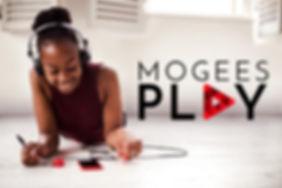 Mogees Play Key Art Graphic Design Jake Bryant Creative