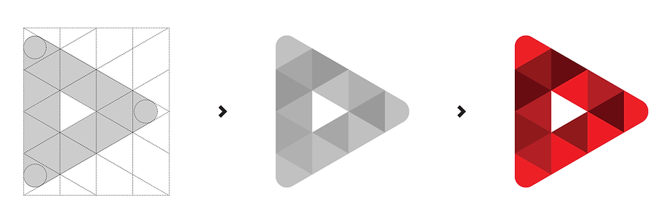 Mogees Play Icon Development Logo Design Graphic Design Jake Bryant Creative