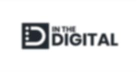 In The Digital New Logo Design Graphic Design Jake Bryant Creative