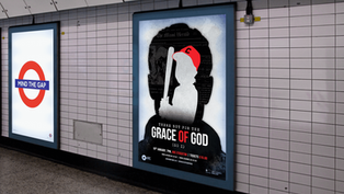 Grace of God Theatre Production Poster