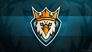 Royal Eagle Mascot