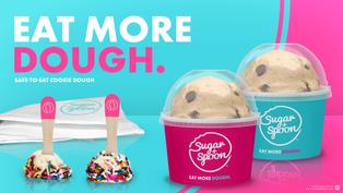 Sugar+Spoon Brand Identity