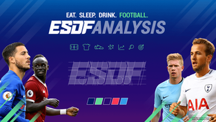 Eat. Sleep. Drink. Football Brand Proposal