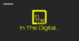 In The Digital Old Logo Design Graphic Design Jake Bryant Creative