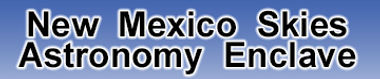 NM Skies Astronomy Enclave - Banner 360