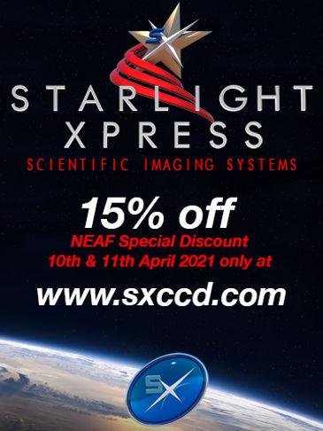 Starlight Xpress 360x480 Banner - Michae