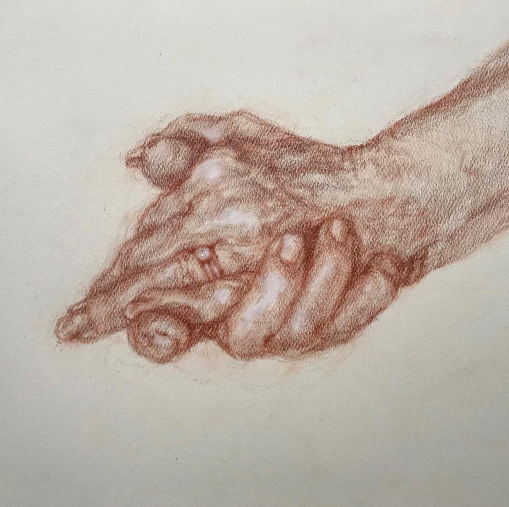 Their Hands