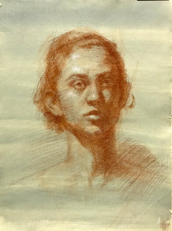 Study of Christine