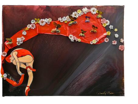 Ballerina de Flores