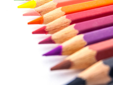 Reduce Anxiety Through Adult Colouring