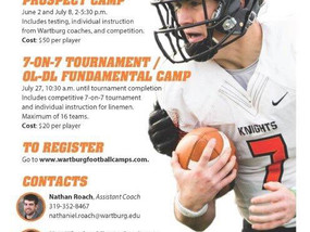 Wartburg College Camps