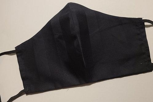 Contour Face Mask Black