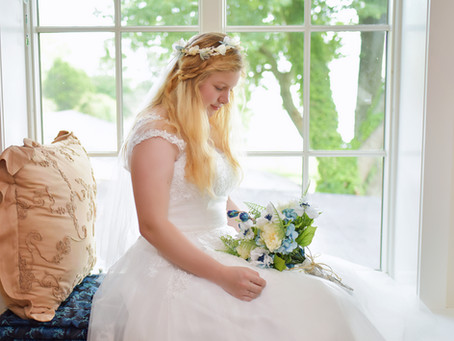 Bohemian Waterfront Wedding