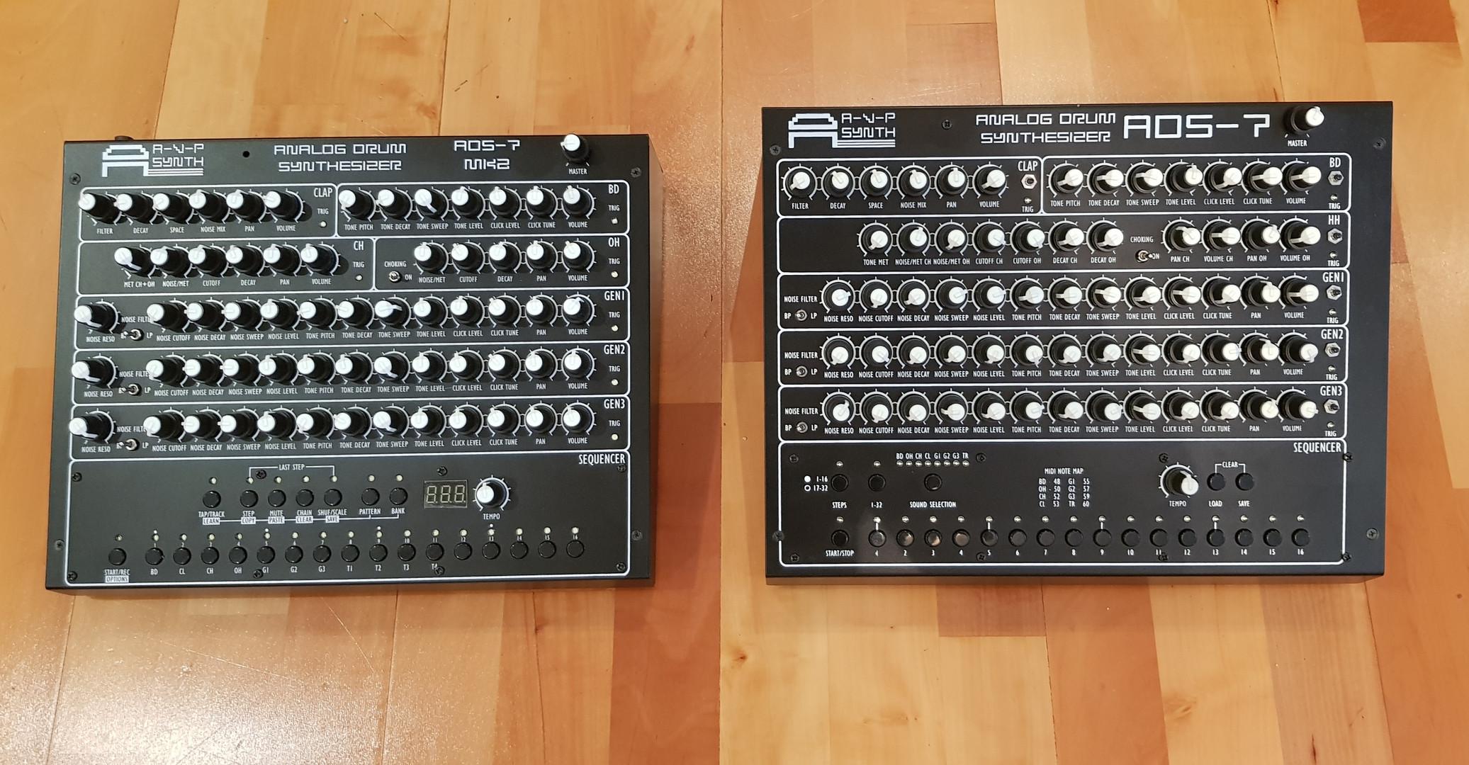 mk1 vs mk2