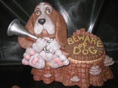Dog porch decoration