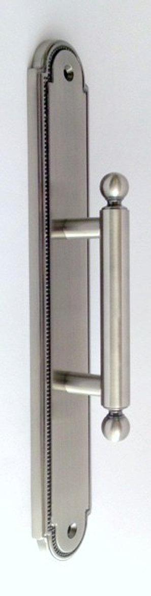 puertas de aluminio entrada principal