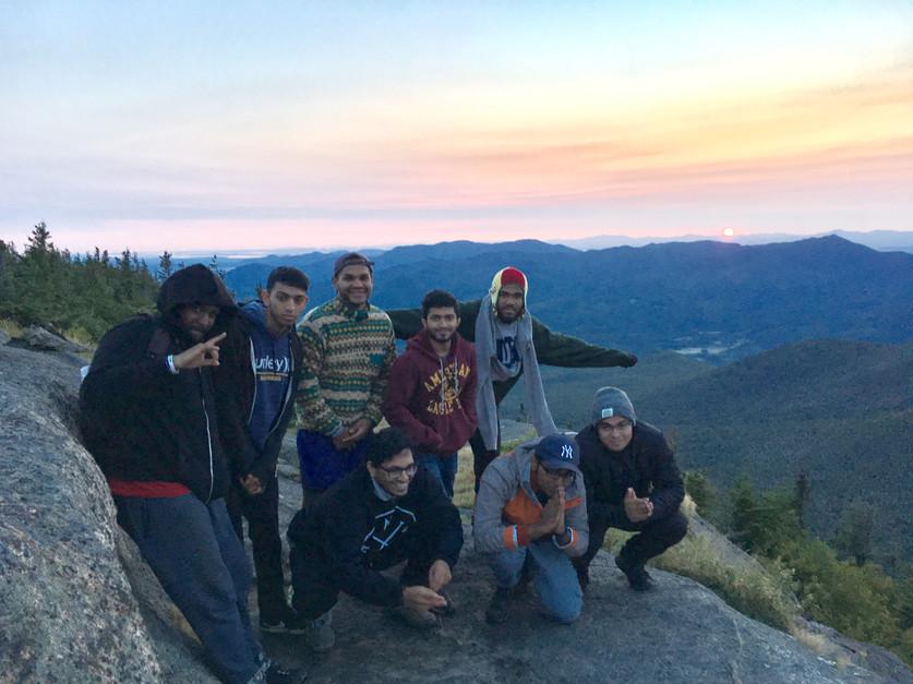 Youth Hiking Trip