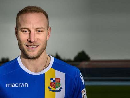 Report - Staines Town 2 - 5 Wealdstone