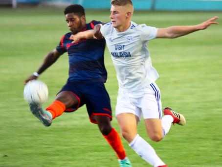 Report - Wealdstone 3 – 0 Cardiff City U23