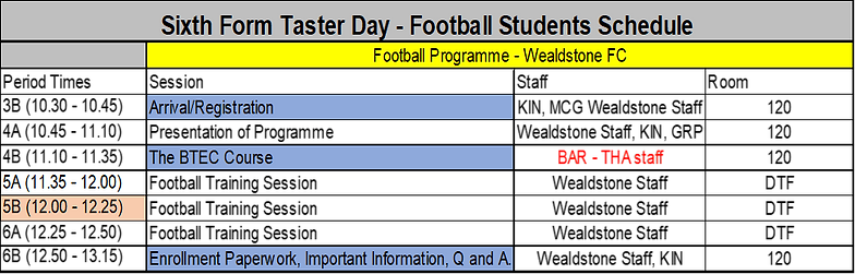 Taster Day Table.png