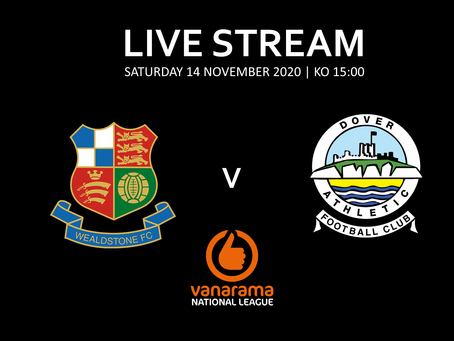 Wealdstone v Dover Athletic - Match Preview