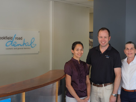 Dr Anne Conlan to join Brookfield Road Dental at Kenmore.