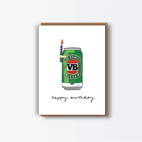 VB Birthday