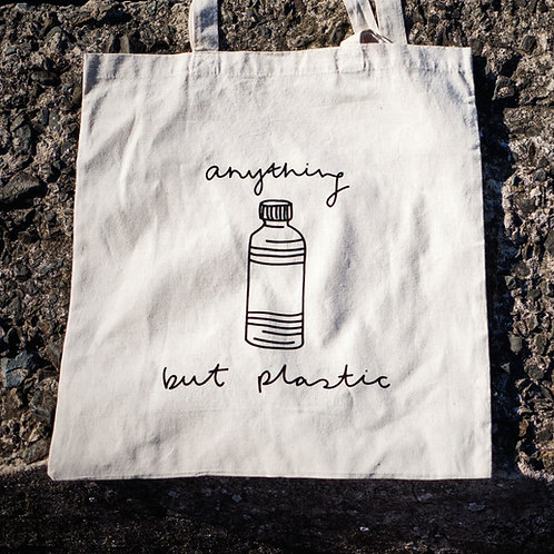 Anything But Plastic Eco Tote