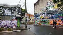 Sydney Street Art: My Newtown Tour
